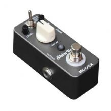 Mooer Micro Series ShimVerb Reverb Effects Pedal with 3 Reverb Modes